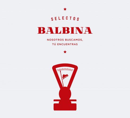 Vestida de flores - Diseño del logotipo y packaging Selectos Balbina