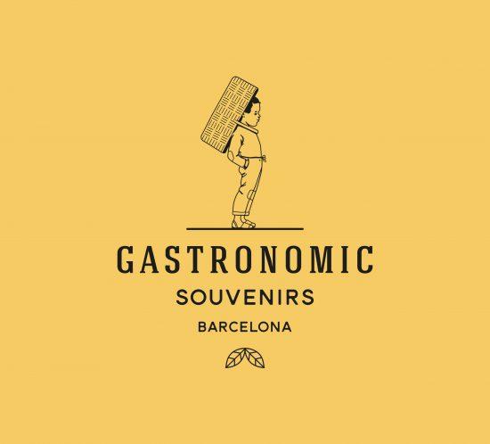 Vestida de flores - Diseño identidad corporativa y packaging Gastronomic Souvenirs